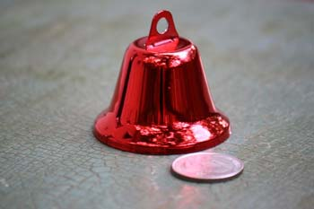 Red Large Bells