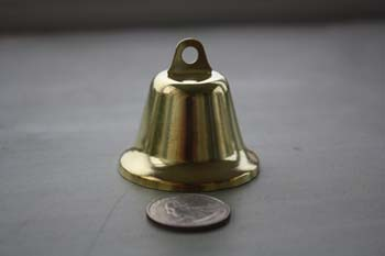 Small Gold Bells