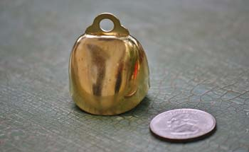 Gold Bells For Crafts