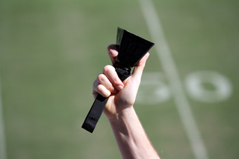 Black Football Cowbells